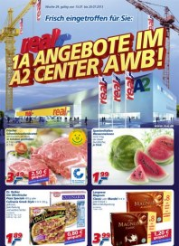 real,- 1A Angebote im A2 Center AWB Juli 2013 KW29