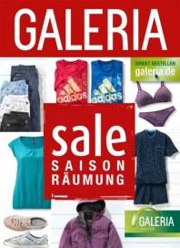 Galeria Kaufhof Sale: Saisonräumung Juli 2013 KW29