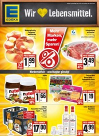 Edeka Lebensmittel Angebote. Gültig bis 20.07.2013 Juli 2013 KW29