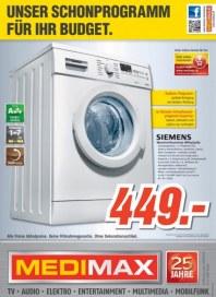 MediMax Siemens Angebote Juni 2013 KW23