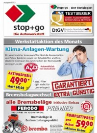 stop+go Angebote des Monats Juli 2013 KW27
