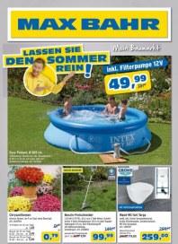 Bahr Baumarkt Aktuelle Angebote Juli 2013 KW30