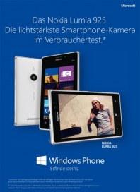 Microsoft Das Nokia Lumia 925 Juli 2013 KW29