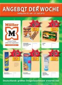 Müller Angebot der Woche Juli 2013 KW30 1