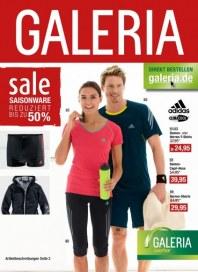Galeria Kaufhof Sport Sale 11.07 Juli 2013 KW30