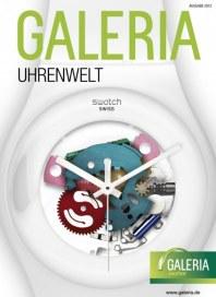 Galeria Kaufhof Uhrenmagazin 02.04 Juli 2013 KW30