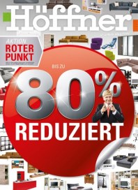 Höffner Bis zu 80% reduziert Juli 2013 KW30