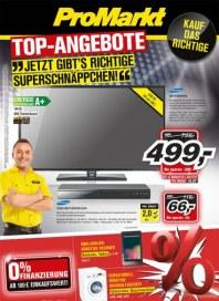 ProMarkt TOP-ANGEBOTE Juli 2013 KW30