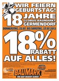 Globus Baumarkt Baumarkt Angebote Juli 2013 KW30 5