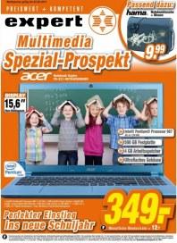 expert Multimedia Spezial Angebote Juli 2013 KW30