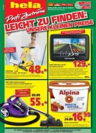 hela Profi Zentrum Baumarkt Angebote Juli 2013 KW31 1
