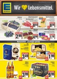 Edeka Lebensmittel Angebote. Gültig bis 03.08.2013 Juli 2013 KW31 1
