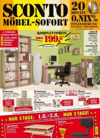 Sconto Sb - Der Möbelmarkt Möbel Angebote & Wohnideen Juli 2013 KW31