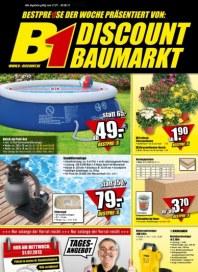 B1 Discount Baumarkt Aktuelle Angebote Juli 2013 KW30 2