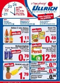 Ullrich Verbrauchermarkt Aktuelle Angebote Juli 2013 KW31 1