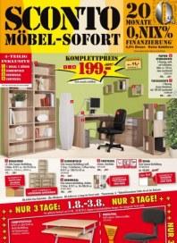 Sconto Heiße Preise Juli 2013 KW31