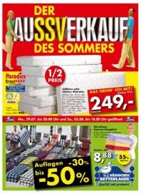 Dänisches Bettenlager Aktuelle Angebote Juli 2013 KW31 1