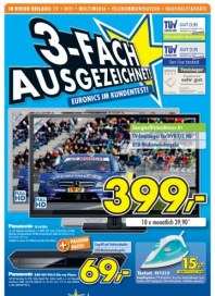 Euronics 3-fach ausgezeichnet Juli 2013 KW31 1