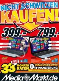 MediaMarkt Nicht schwitzen KAUFEN August 2013 KW31