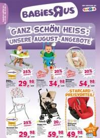 Toys'R'us Ganz schön heiß August 2013 KW31