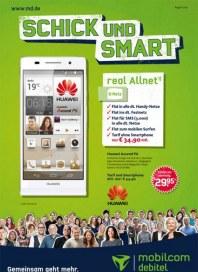 mobilcom-debitel Schick und smart August 2013 KW31 1