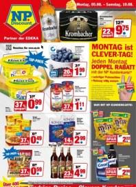 NP-Discount Aktueller Wochenflyer August 2013 KW32
