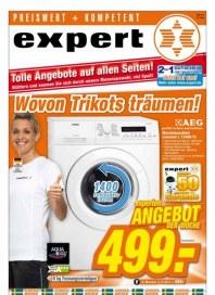 expert Elektrogeräte und Technik Angebote gültig ab 31.07.2013 Juli 2013 KW31 12