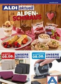 Aldi Nord Aldi Aktuell - Angebote ab Montag, 05.08 August 2013 KW32