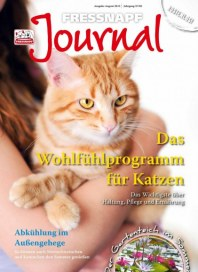 Fressnapf Journal Leseprobe August 2013 KW31
