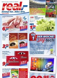 real,- Aktuelle Angebote August 2013 KW32
