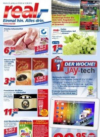 real,- Aktuelle Angebote August 2013 KW32 4