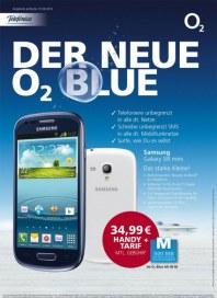 Ditescom GmbH Der neue o2 BLUE August 2013 KW31