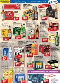 Getränkeland Getränke Angebote gültig ab: 05.08.2013 August 2013 KW32 5