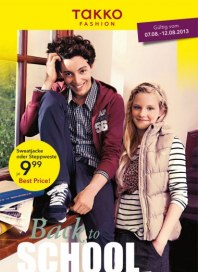 Takko Fashion Back to SCHOOL August 2013 KW32
