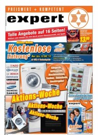 expert Elektrogeräte und Technik Angebote gültig ab 07.08.2013 August 2013 KW32 10