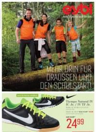 Sport Eybl Sport Eybl Angebote bis 24.08.2013 August 2013 KW32