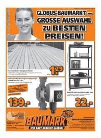 Globus Baumarkt Baumarkt Angebote August 2013 KW33 5
