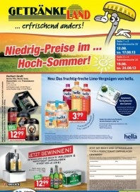 Getränkeland Getränke Angebote gültig ab: 12.08.2013 August 2013 KW33 6
