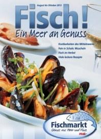 real,- Sonderbeilage - Fisch August 2013 KW33