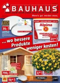 Bauhaus Baumarkt Angebote August 2013 KW33