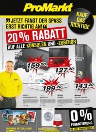 ProMarkt Jetzt fängt der Spaß erst richtig an August 2013 KW33