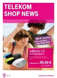 Telekom Shop Telekom Shop News August 2013 KW33 2