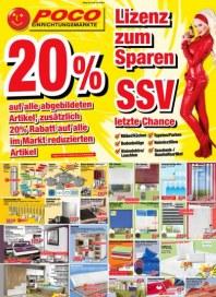 POCO Lizenz zum Sparen - SSV letzte Chance August 2013 KW33