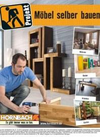 Hornbach Projekt Möbel selber bauen 08 / 2013 Möbel für verschiedene Bereiche selber bauen: Wohnen,