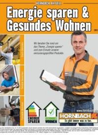 Hornbach Energie sparen und Gesundes Wohnen 2013 08 / 2013 Dach dämmen, Fenster tauschen, Fassade dä