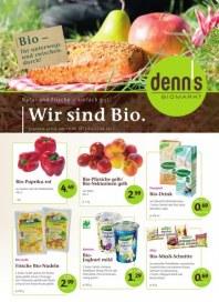 Denn's Biomarkt Aktuelle Angebote August 2013 KW33