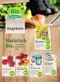 Biomarkt Aktuelle Angebote August 2013 KW33