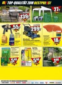 B1 Discount Baumarkt Aktuelle Angebote August 2013 KW33