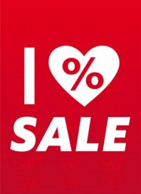 C&A I love sale August 2013 KW34