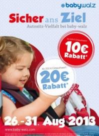 Baby Walz Sicher ans Ziel August 2013 KW35